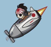Kamikaze Pilot by mikoto