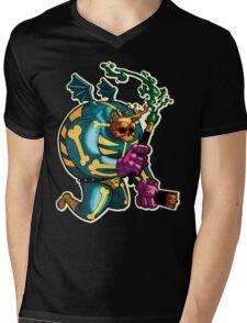 Paint Forever Mens V-Neck T-Shirt