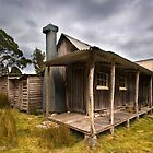 Mount Kate House - Cradle Mountain by Hans Kawitzki