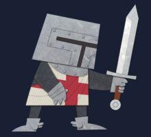 Knight by orangepeel
