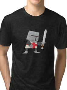 Knight Tri-blend T-Shirt