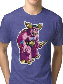 Hey There Tuff Guy  Tri-blend T-Shirt