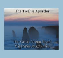 The Twelve Apostles One Piece - Short Sleeve