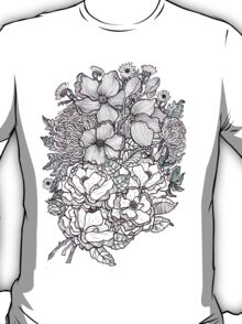 winter blooms for tee and other lovely things T-Shirt