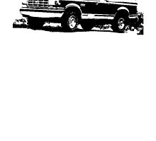 Ford Bronco '87-'91 by garts