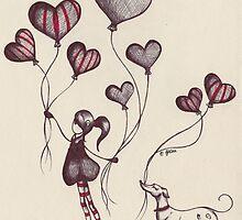Spreading Love by IamDreamer
