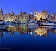 Calm as it can be by RAY AGIUS