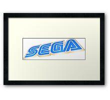 Sega Store in Akihabara Framed Print
