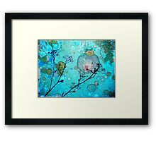 The Branches and the Moon Framed Print