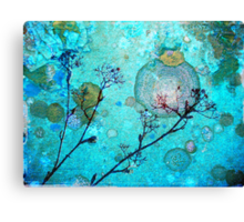 The Branches and the Moon Canvas Print