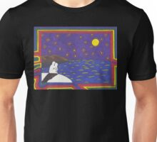 Moonshine and the Sea Unisex T-Shirt