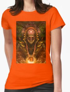 Sentinel Womens Fitted T-Shirt