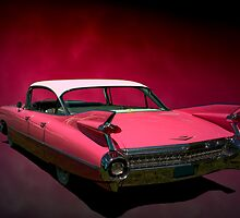 1959 Cadillac Series 62 Hardtop by TeeMack