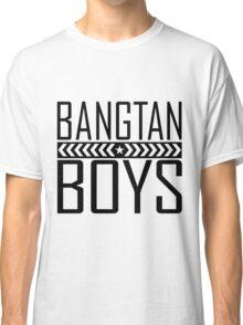 BTS/Bangtan Boys - Military Style Classic T-Shirt