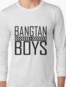 BTS/Bangtan Boys - Military Style Long Sleeve T-Shirt