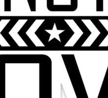 BTS/Bangtan Boys - Military Style Sticker