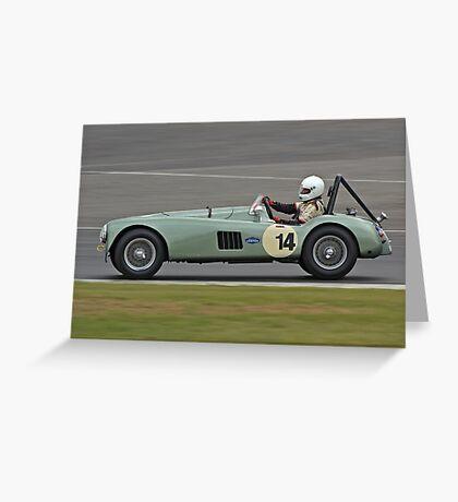 HRG Le Mans Greeting Card