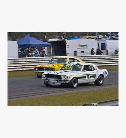 Geoghegan Stang and Beechey Monaro Photographic Print
