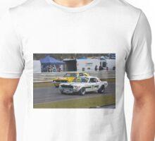 Geoghegan Stang and Beechey Monaro Unisex T-Shirt