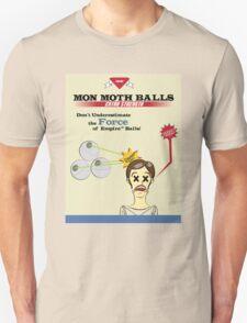 Mon Moth Balls  T-Shirt