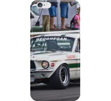 Pete Geoghegan 67 Ford Mustang GTA iPhone Case/Skin