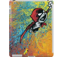 "Ode to Bill Watterson - ""Stupendous"" iPad Case/Skin"