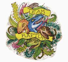 Team Raptor. By Ane Teruel. by cobrachampagne
