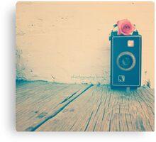 photography love. Canvas Print
