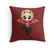 Demon!Gabe Throw Pillow