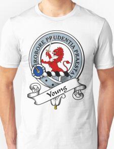 00011 Young Clan Tartan  T-Shirt