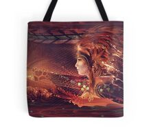 Shadow of a Thousand Lives Tote Bag