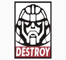 Destroy - Sentinel  One Piece - Short Sleeve