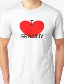 I love my Granny T-Shirt