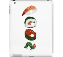Very Hungry Sushi iPad Case/Skin