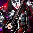 Gene Simmons of KISS  by liverecs