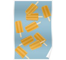 Popsicles Poster