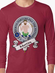 00029 Murray Clan/Family Tartan Long Sleeve T-Shirt