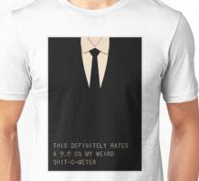 Men In Black Quote Unisex T-Shirt