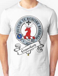 00030 Crawford Clan Tartan T-Shirt