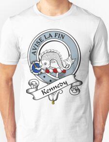 00032 Kennedy Clan Tartan  T-Shirt