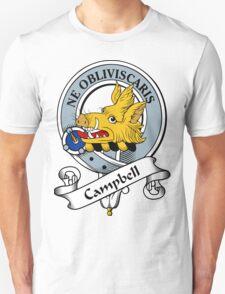 00033 Burns 1930 Clan Tartan  T-Shirt