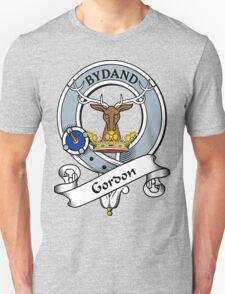 00034 Gordon Clan/Family Tartan Unisex T-Shirt