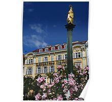 Graz golden summer Poster