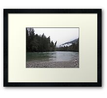 Skagit Headwaters Framed Print