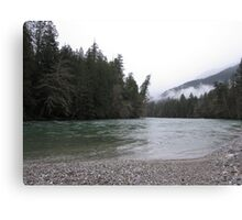 Skagit Headwaters Canvas Print