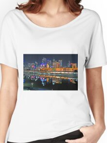 Melbourne Flinders Street Station Women's Relaxed Fit T-Shirt