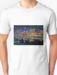 Melbourne Flinders Street Station Unisex T-Shirt