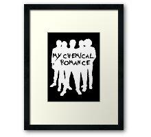 My Chemical Romance Framed Print