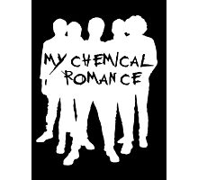 My Chemical Romance Photographic Print