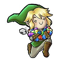 All the Rupees! Photographic Print